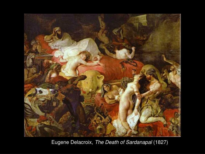 Eugene Delacroix,