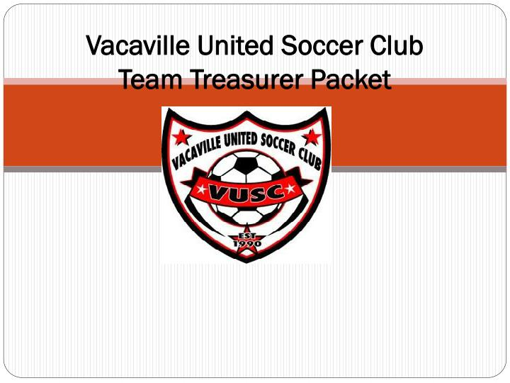 Vacaville United Soccer Club