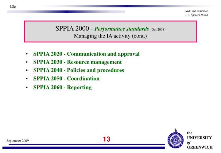 SPPIA 2000 -