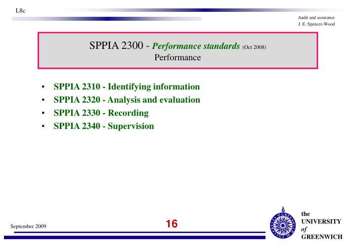 SPPIA 2300 -