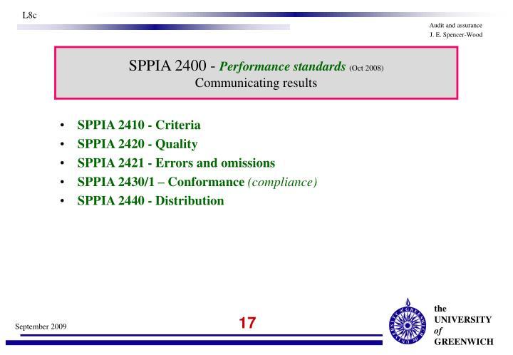 SPPIA 2400 -