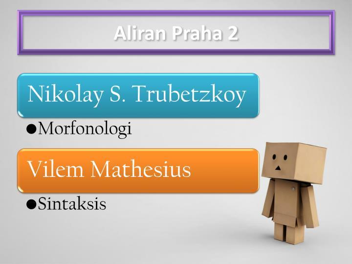 Aliran Praha