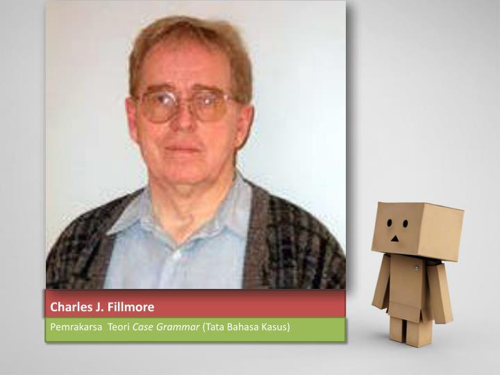 Charles J. Fillmore