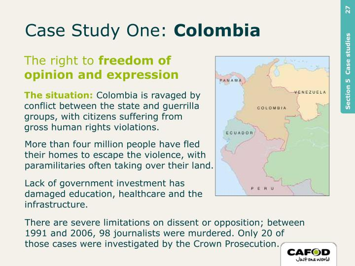 Case Study One:
