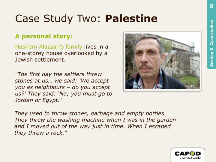 Case Study Two:
