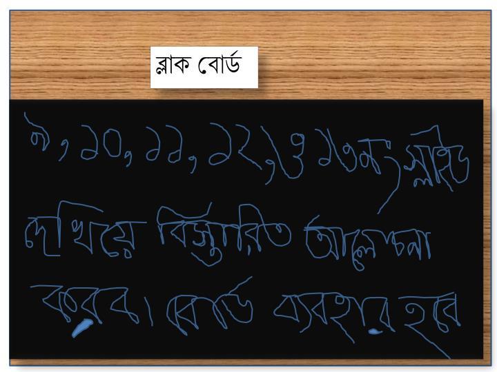 ব্লাক বোর্ড