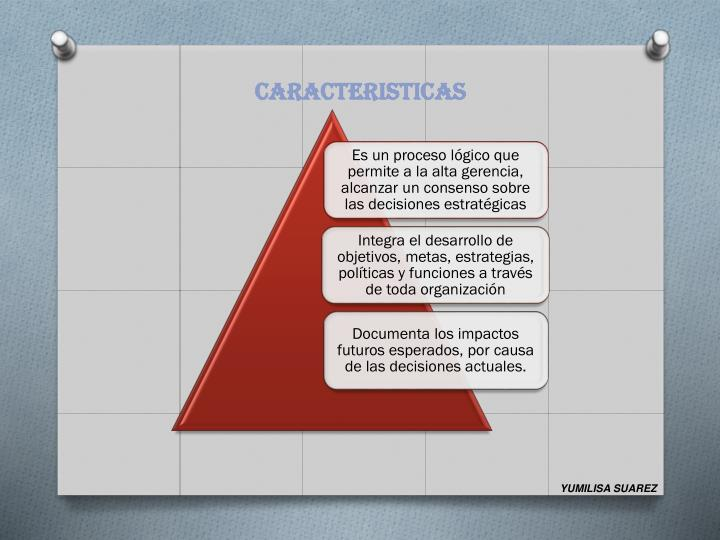 CARACTERISTICAS