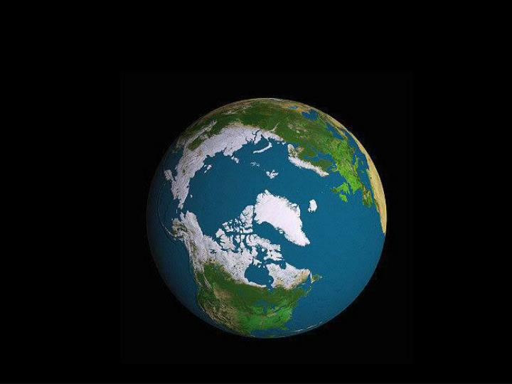 Ice-free Arctic ocean by 2070