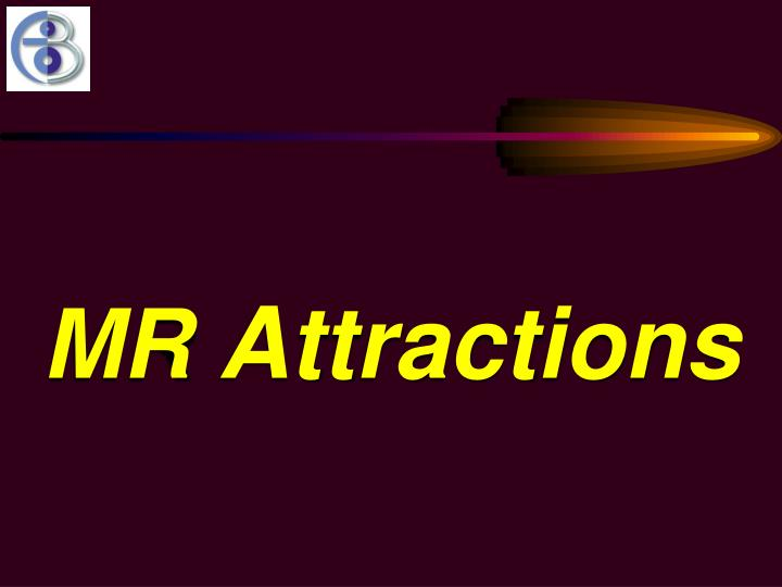Mr attractions