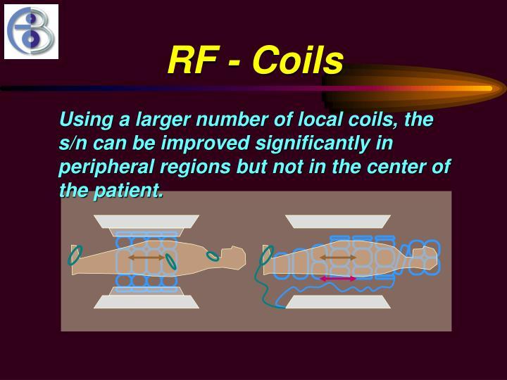 RF - Coils