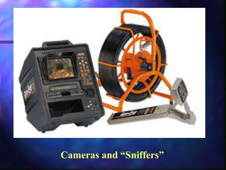 "Cameras and ""Sniffers"""