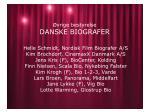 vrige bestyrelse danske biografer