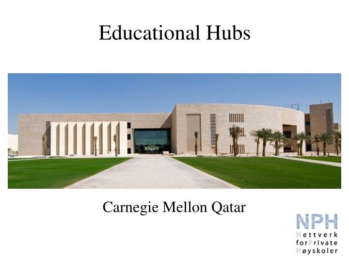 Educational Hubs