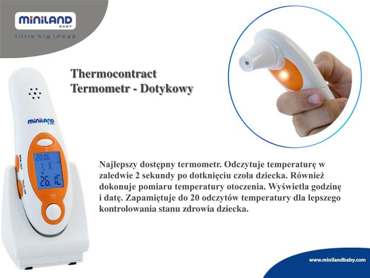 Thermocontract