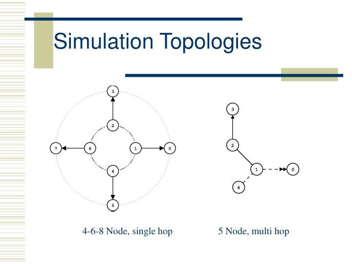 Simulation Topologies
