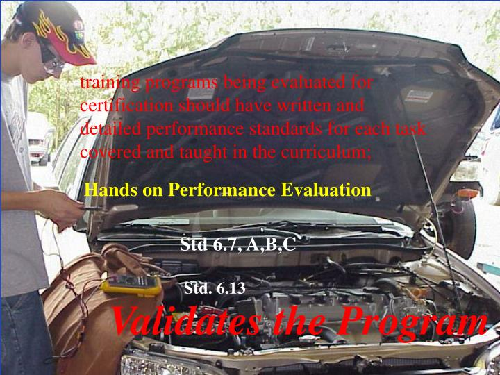 Hands on Performance Evaluation