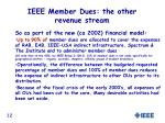 ieee member dues the other revenue stream1