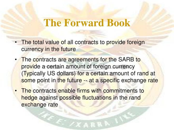 The Forward Book