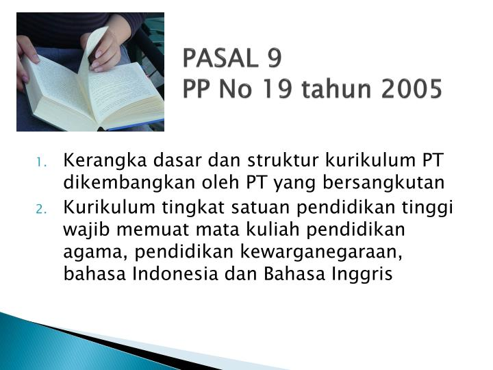 PASAL 9
