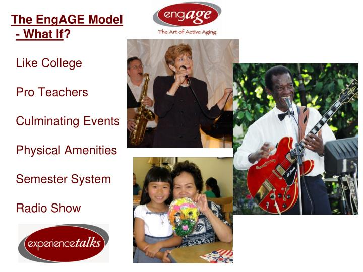The EngAGE Model