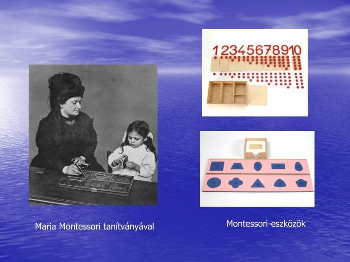 Montessori-eszkzk