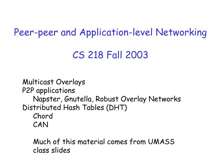 napster peer to peer technology essay