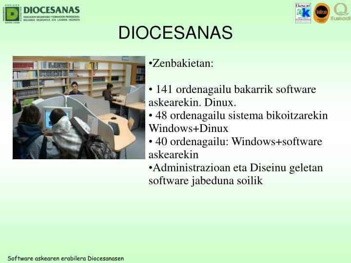 DIOCESANAS