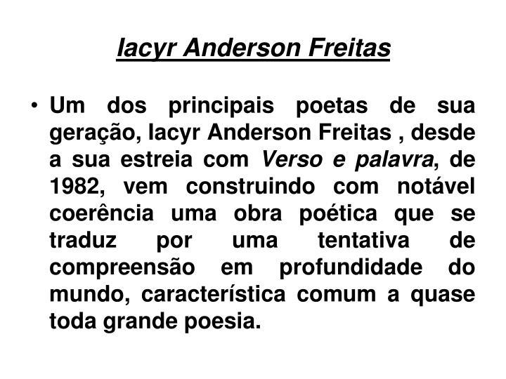 Iacyr Anderson Freitas