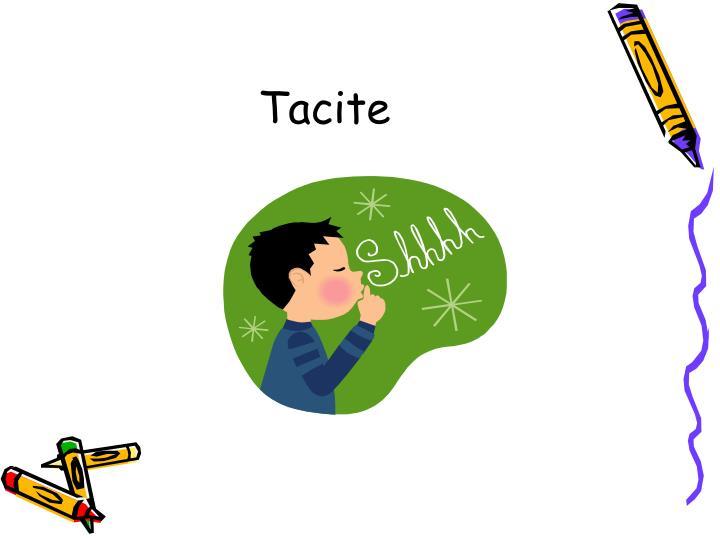 Tacite