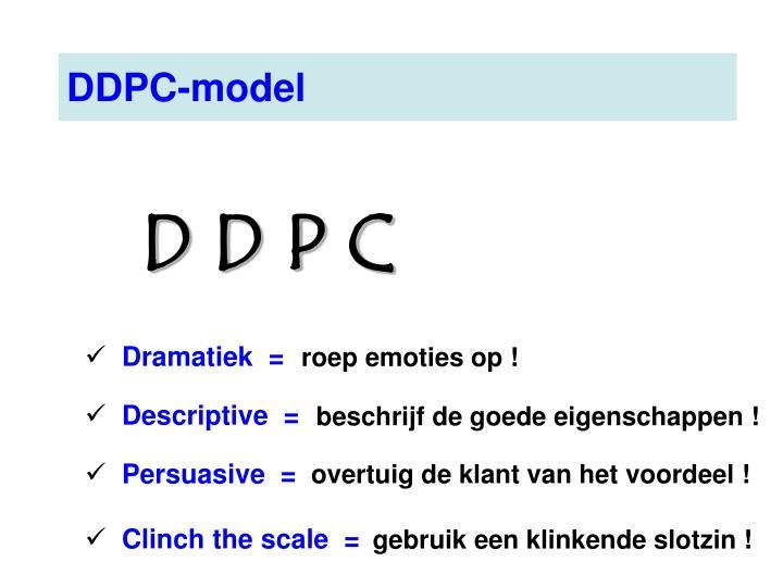 DDPC-model