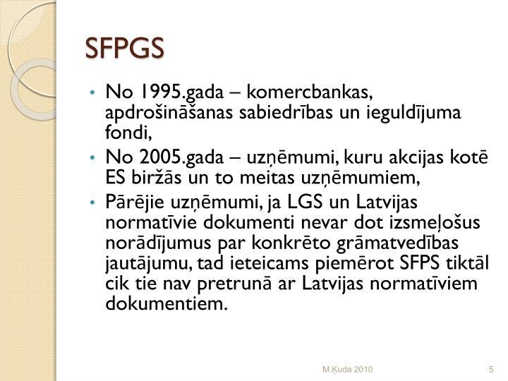 SFPGS