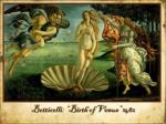 botticelli birth of venus 1482