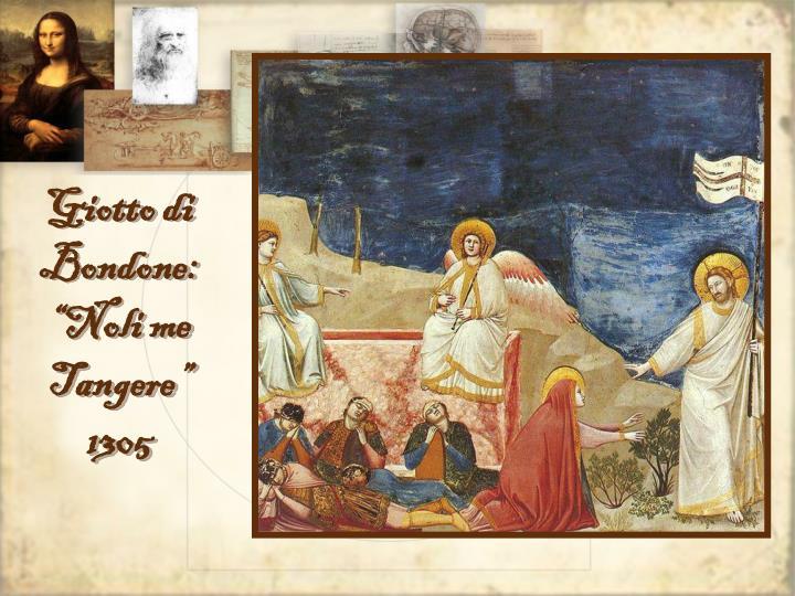 Giotto di Bondone: