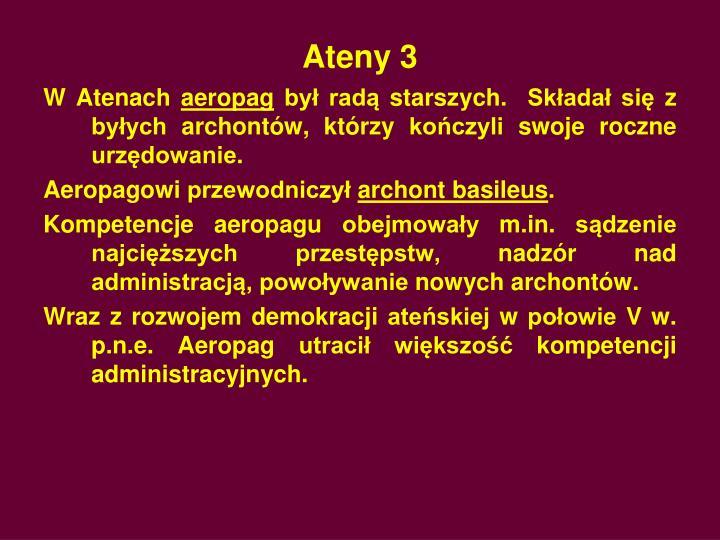 Ateny 3