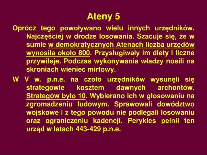 Ateny 5