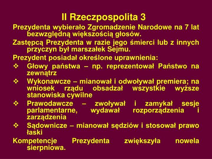 II Rzeczpospolita 3