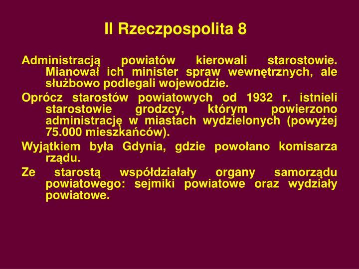 II Rzeczpospolita 8