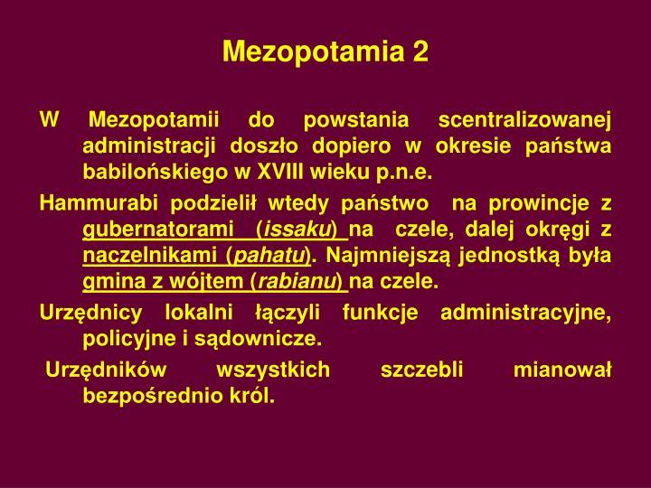Mezopotamia 2