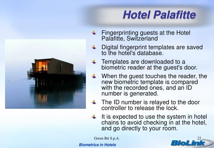 Hotel Palafitte