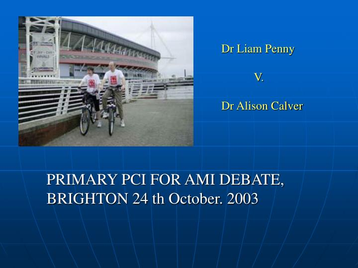 Dr Liam Penny