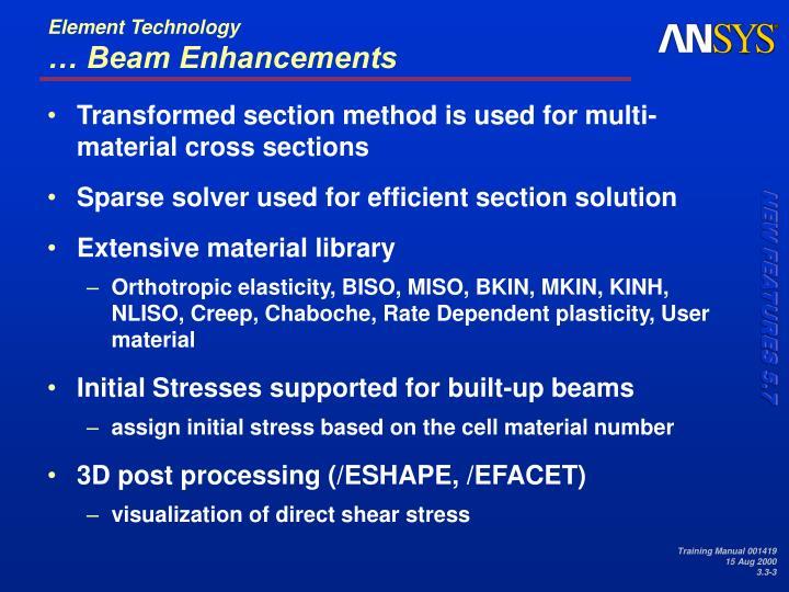 Element Technology