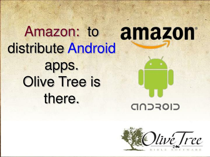 Amazon:
