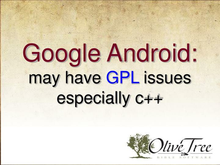 Google Android: