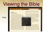 viewing the bible11