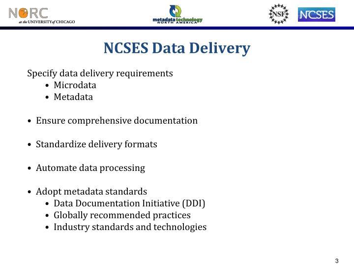 NCSES Data