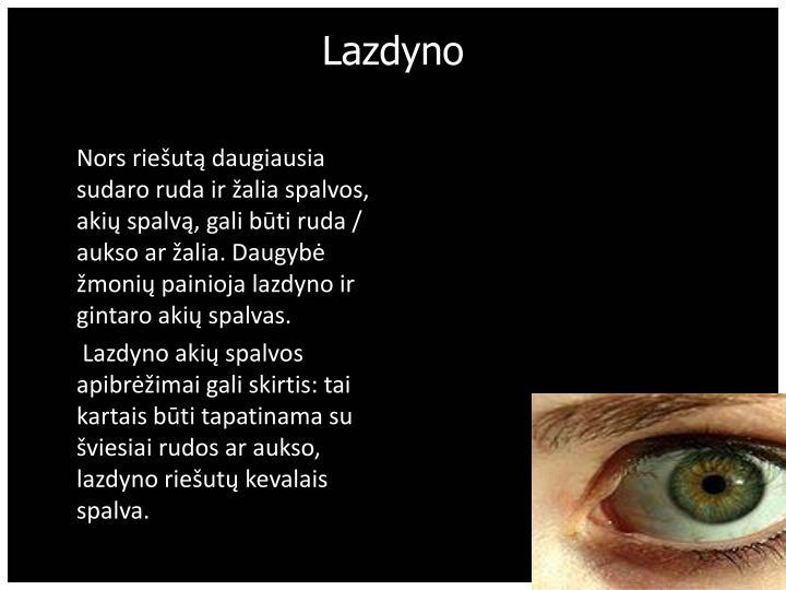 Lazdyno