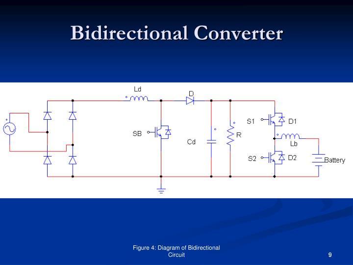 Bidirectional Converter