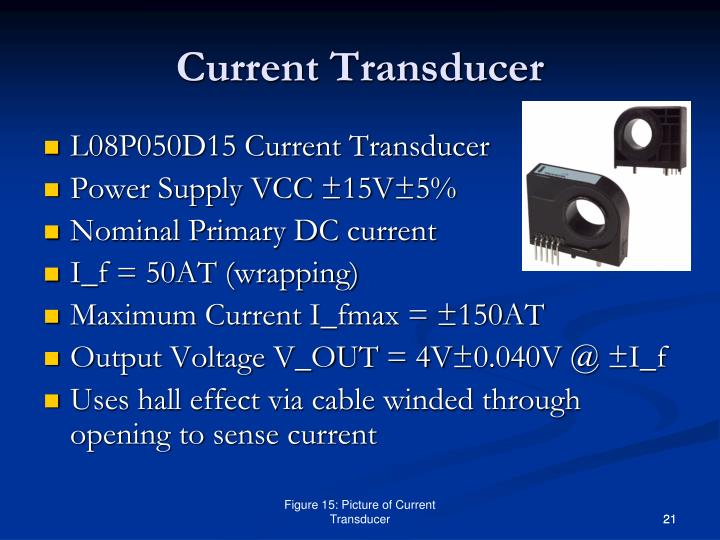 Current Transducer