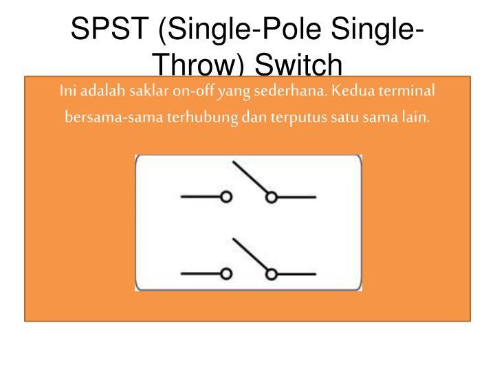 SPST (