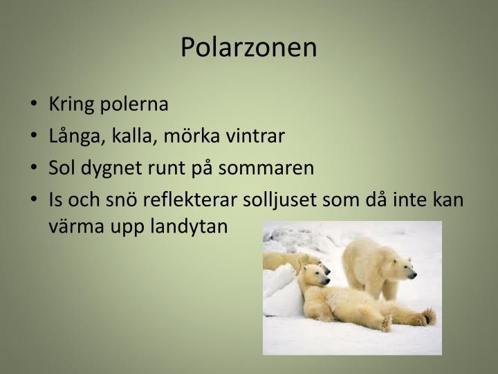 Polarzonen